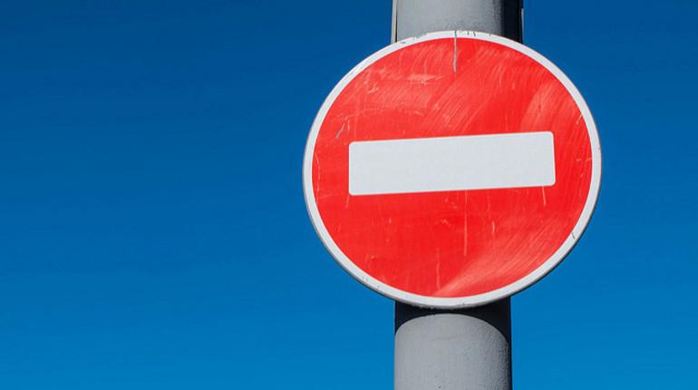Водителей в Петербурге ждут новые ограничения с 1 октября