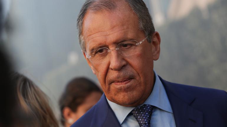 Министр иностранных дел России Сергей Лавров обратился к странам Запада с призывом «вразумить» власти Украины.