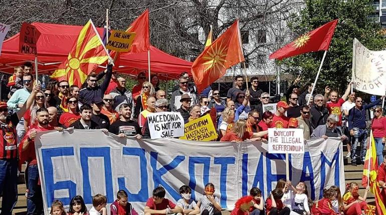 Явка на референдуме о переименовании Македонии составила лишь около трети граждан при минимуме в 50%.
