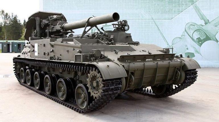 В России создадут новый артиллерийский комплекс «Набросок»