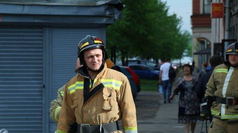 Российских пожарных будут награждать за мужество