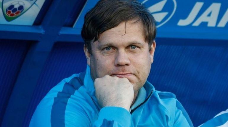 Главный тренер петербургского «Зенита»-2 Владислав Радимов заявил, что команда постарается остаться в ФНЛ и будет делать все возможное для этого.