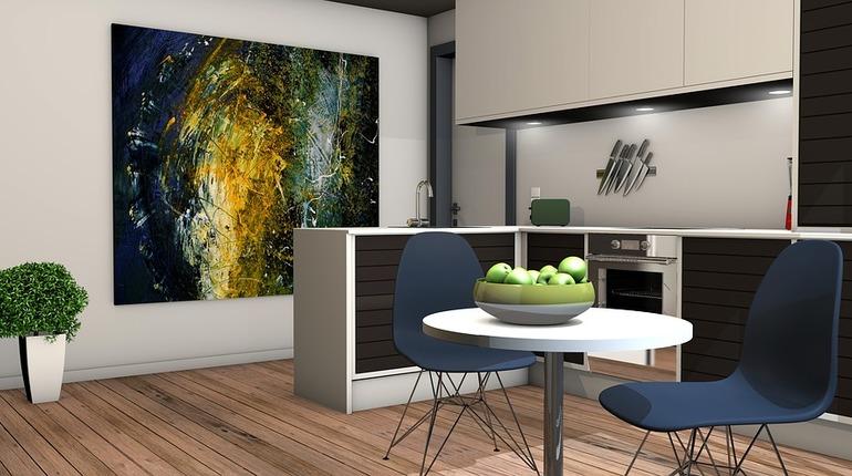 Спрос на покупку квартиры-студии в Центральном районе стал максимальным и составил 39,1%.