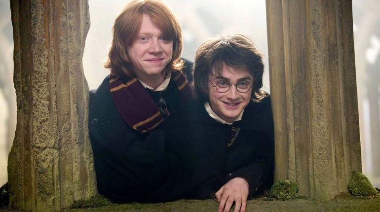 Петербуржцам предложили учить английский с Гарри Поттером