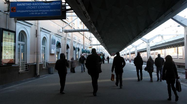 В Петербурге искали бомбы на двух вокзалах