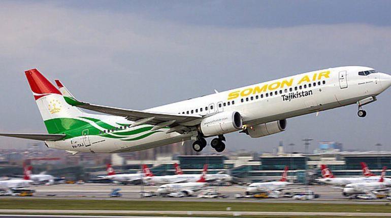 В Петербурге задерживается рейс на Худжанд. Пассажиры рейса авиакомпании