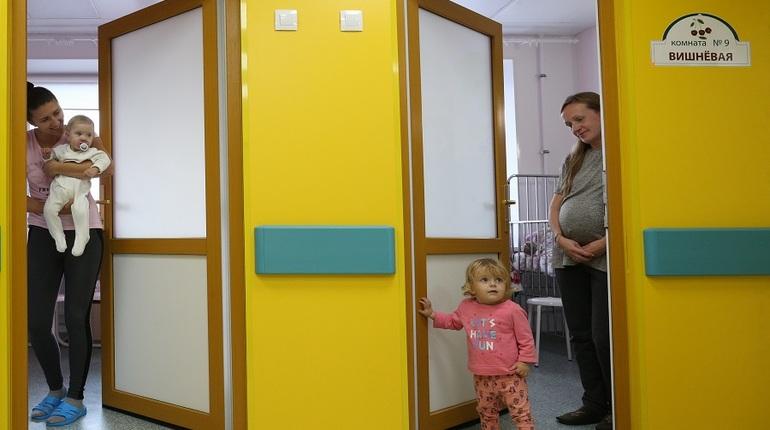 В петербургской ДГБ №1 открыли «солнечное» отделение кардиохирургии