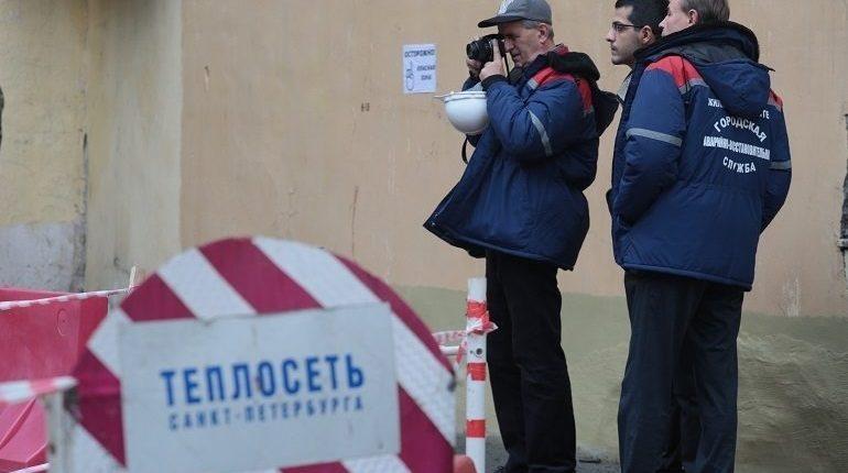 В Петербурге изношена почти половина теплосетей