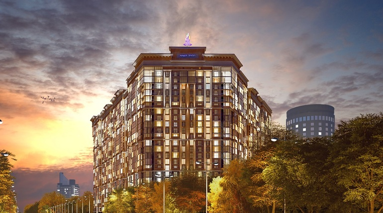Жилой комплекс бизнес-класса LENINGRAD от ГК «Лидер Групп» стал победителем в номинации «Лучший объект жилищного строительства» на ежегодном профессиональном конкурсе «Лидер строительного качества».
