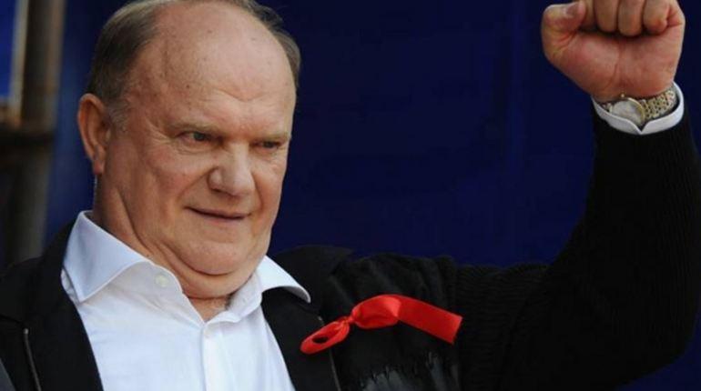 Зюганов заявил, что КПРФ не собирается снимать своего кандидата на выборах в Хакасии