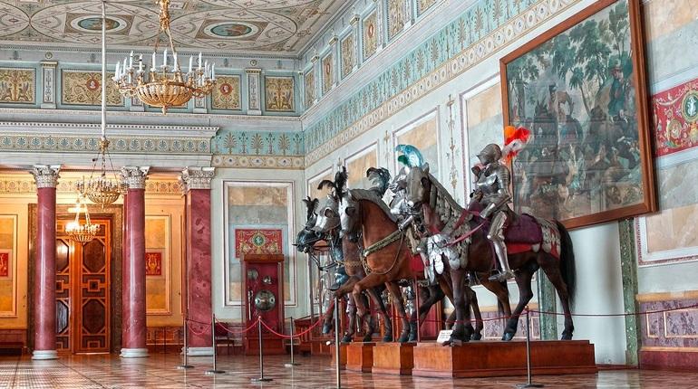 Полтавченко разоружили в Рыцарском зале