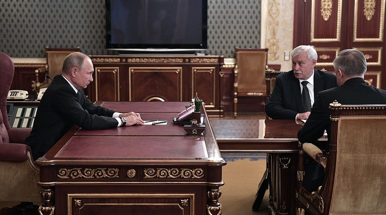 Провластные блогеры опростоволосились с отставкой Полтавченко