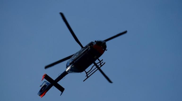 Трое погибли при крушении вертолета под Костромой