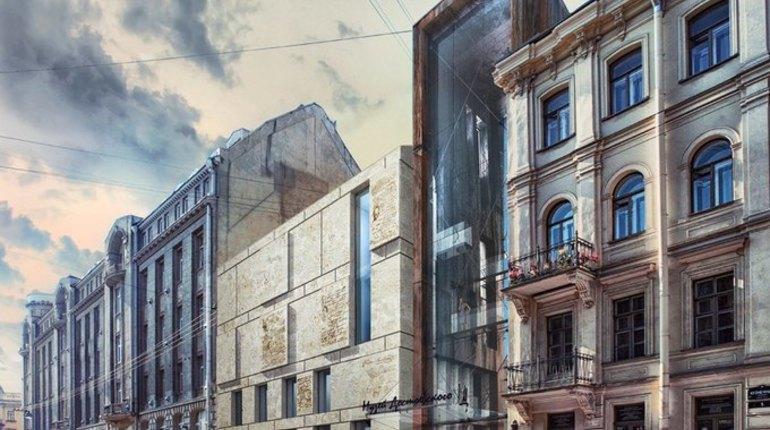 Градостроительный совет Петербурга одобрил проект музея Достоевского
