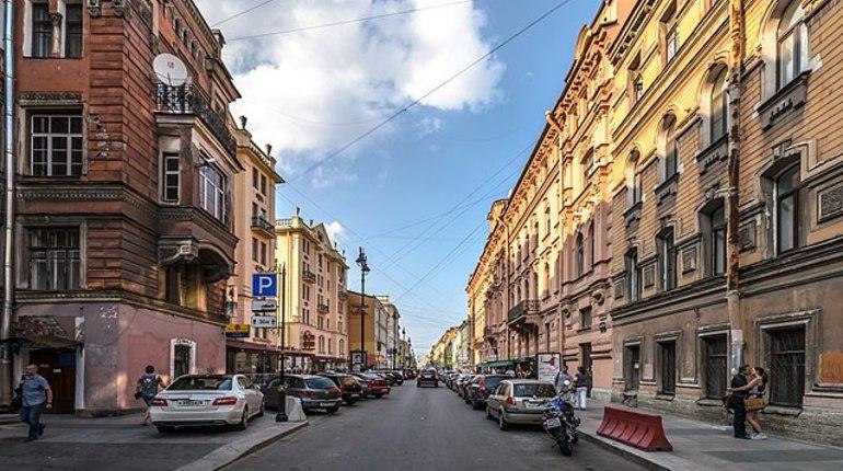Улицу Рубинштейна исключили из туристических маршрутов Петербурга