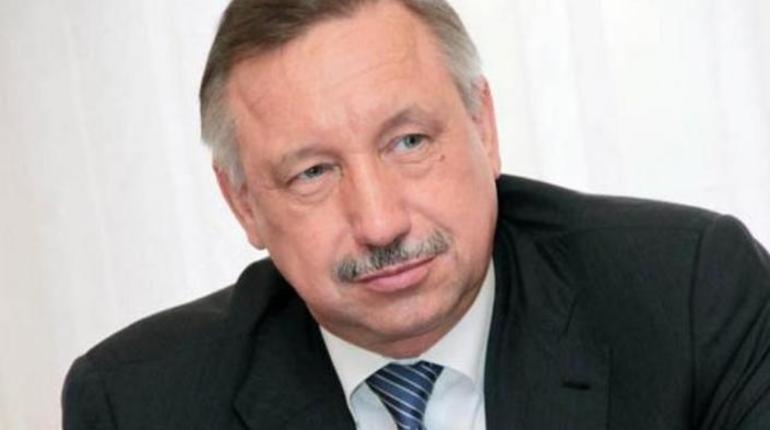 Врио губернатор Петербурга Александр Беглов, назначенный на этот пост накануне, впервые выступил в новой должности.