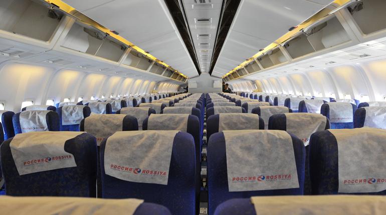 Пассажирам рейса в Ростов-на-Дону придется задержаться в аэропорту Пулково. Вылет рейса авиакомпании