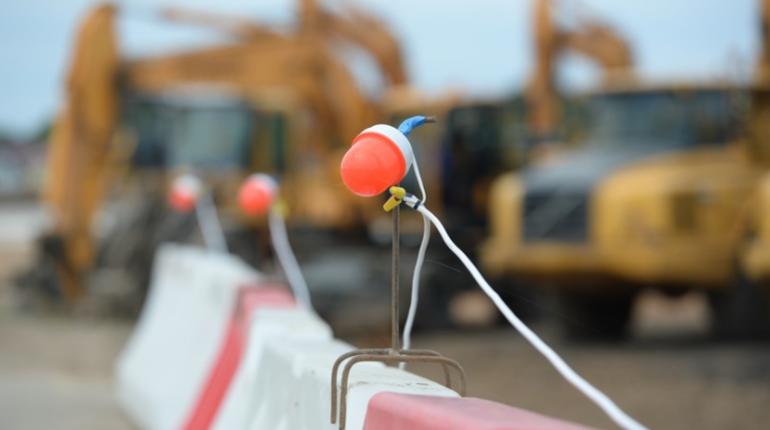 Завершен ремонт трасс в Тосненском и Ломоносовском районах Ленобласти