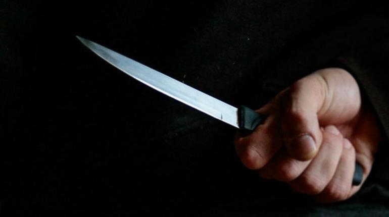 Во Всеволожске неадекват размахивал ножом в автобусе