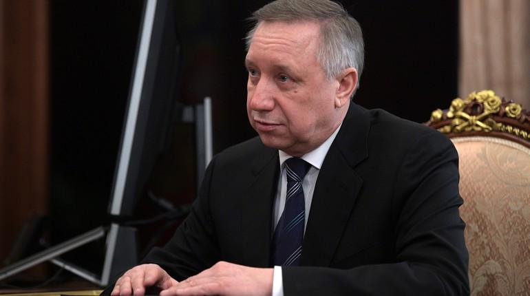 Беглов восстановил членов правительства Петербурга в должности