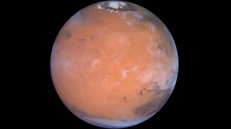 Петербуржцы могут успеть на поцелуй Марса и Венеры