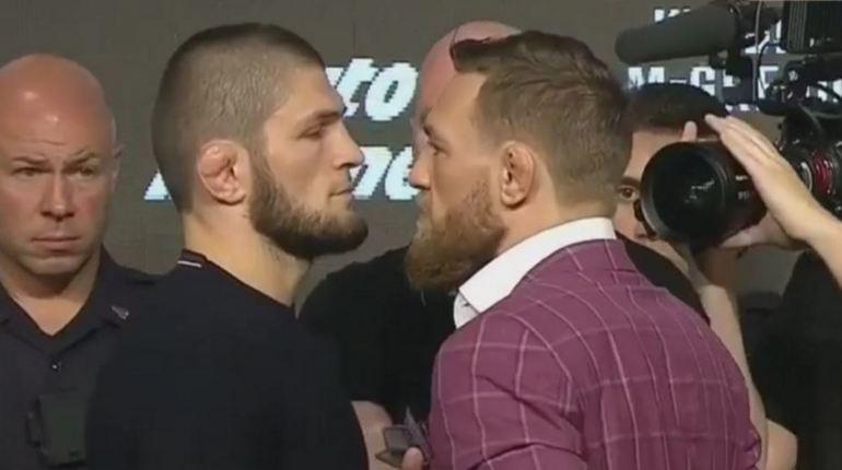 Совсем скоро поклонники UFC увидят бой Нурмагомедова и Макгрегора