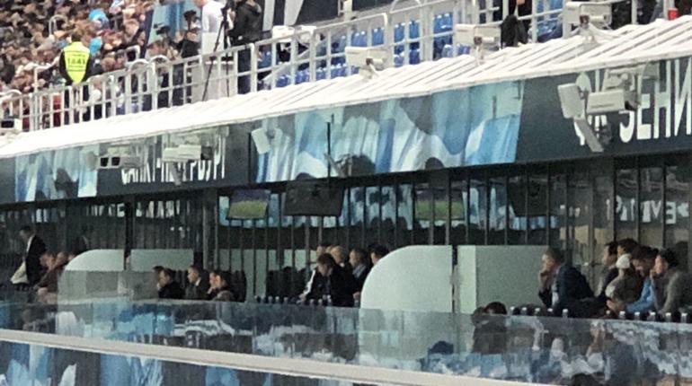 Врио губернатора Петербурга Александр Беглов решил посетить стадион