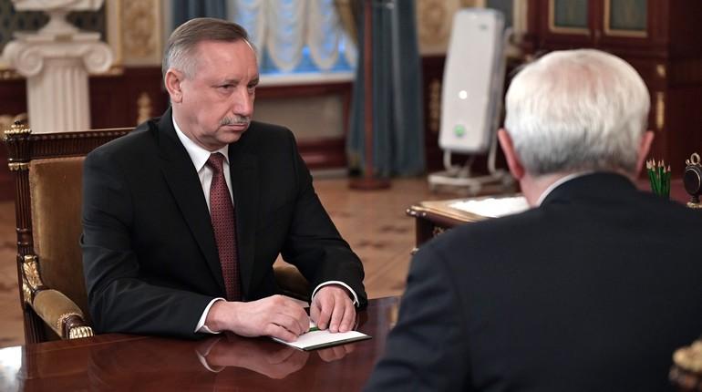 Беглов примет решение об участии в выборах губернатора с учетом мнения петербуржцев