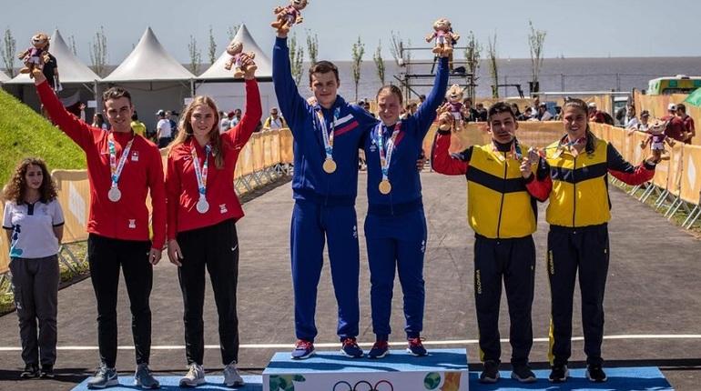 Петербуржцы открыли серию побед на летних юношеских Олимпийских играх