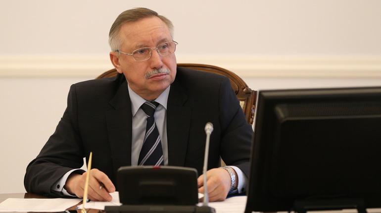 Беглов наказал чиновникам быть внимательнее с имуществом Петербурга
