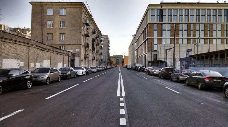 Дегтярный переулок может стать парковкой для чиновников