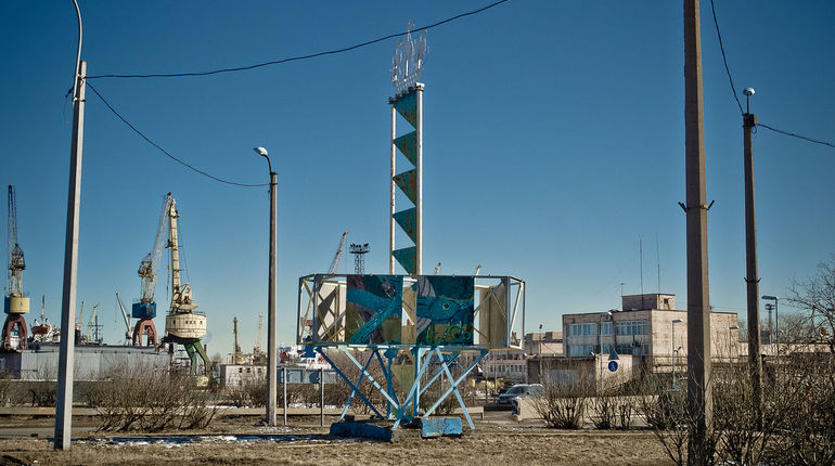Бывшую насосную станцию на Канонерском острове продали с молотка