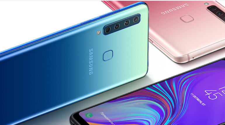 Компания Samsung представила свой новый смартфон Galaxy A9 с четырьмя камерами. Разработчики считают, что новые возможности гаджета позволят создавать фотографии любой сложности.