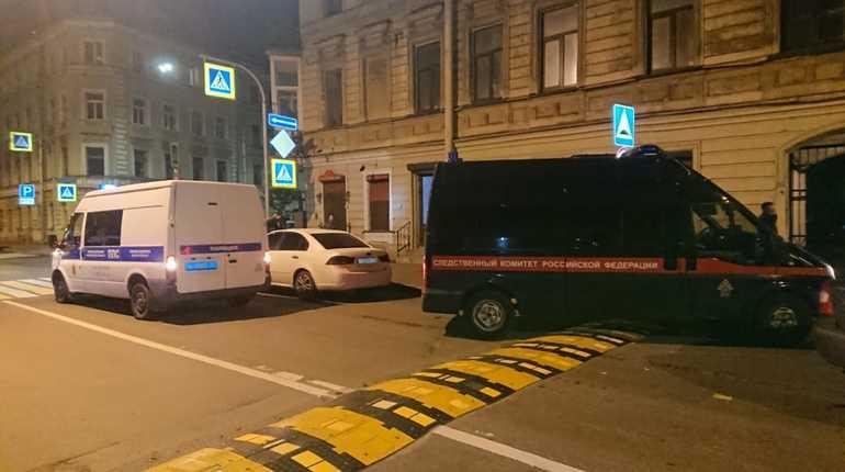 Двух участников массовой драки на Радищева задержали в Петербурге