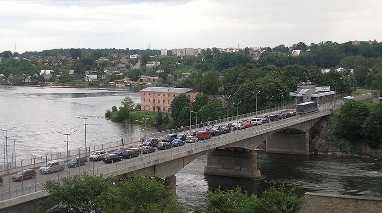В Ивангороде на границе задержали разыскиваемого банкира