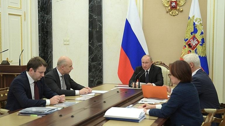 Путин рассказал о состоянии российской экономики