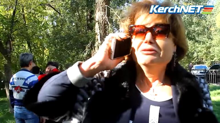 Директор политехнического техникума в Керчи Ольга Гребенникова не находилась в здании во время взрыва. Об этом женщина заявила в среду, 17 октября, каналу KerchNET.