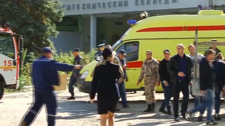 Подробности бойни в Керчи: что известно о подозреваемом и пострадавших