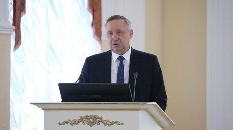 Врио губернатора Петербурга Александр Беглов сегодня, 17 октября, в Смольном провел встречи с губернаторами других областей.