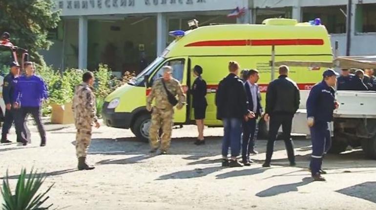 В Керчи после трагедии психологи оказали помощь 240 раз