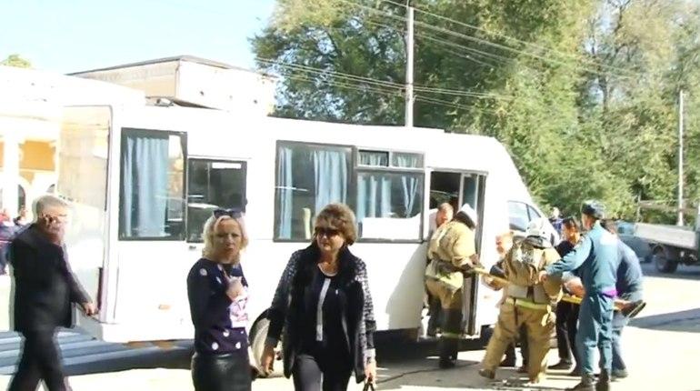 В больницы Симферополя перевели 6 пострадавших из Керчи