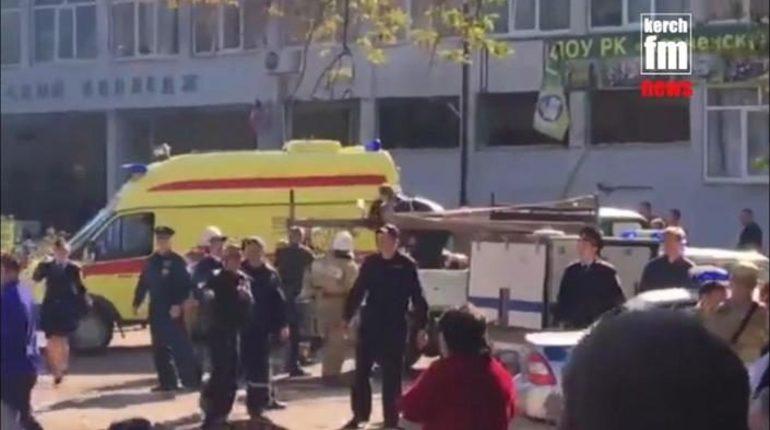 Выросло число жертв стрельбы в Керчи