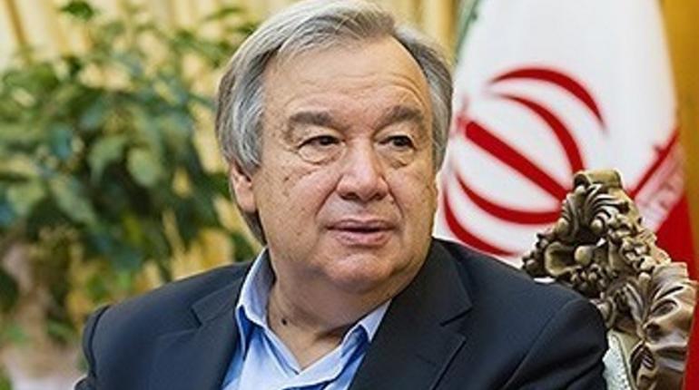 Генсек ООН выразил соболезнования родным погибших в Керчи
