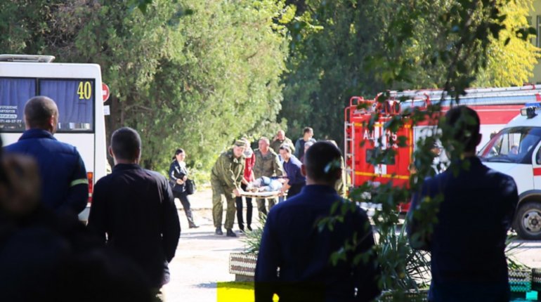 Мировые политики соболезнуют в связи с трагедией в Керчи