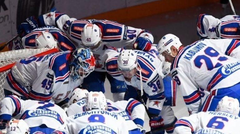 Матч с «Динамо» может вывести СКА на первую строчку