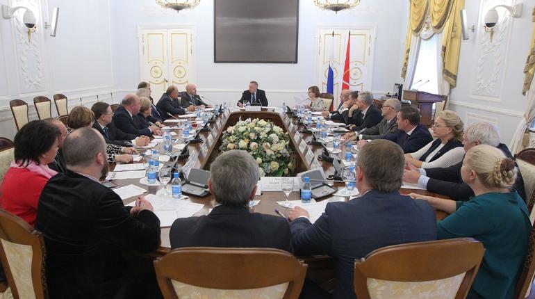 Беглов высказался за увеличение бюджета муниципалов