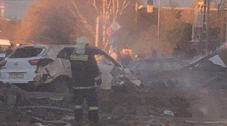 В Гатчине разобрали 80% завалов после взрыва