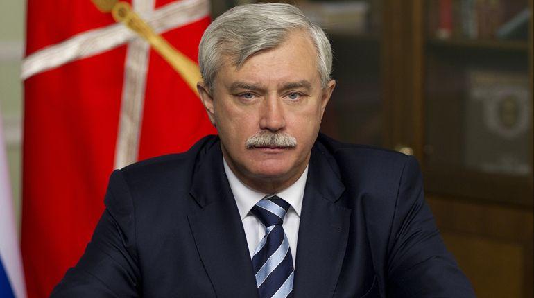 Георгий Полтавченко все-таки будет в Москве на жеребьевке ЧМ-2018
