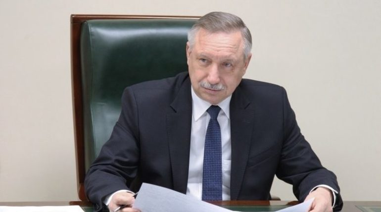 Беглов обсудил сотрудничество с регионами стран ЕС
