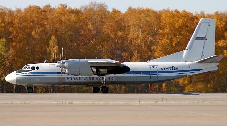 Обстрелянный самолет в Хабаровске пройдет проверку